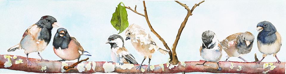 Mary Blake Watercolors etc.