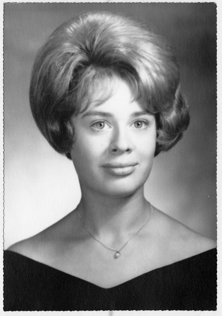 Mary Blake in 1969